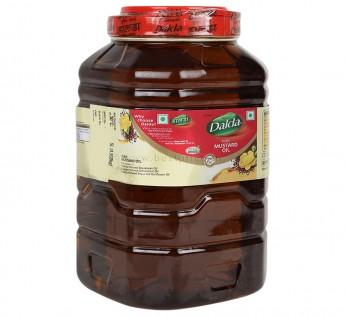 Dalda Mustard Oil Jar 5 Litre