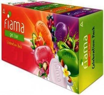 Fiama Di Wills Celebration Pack Soap 125 N 5gm Fiama Di Wills Celebration Pack Soap