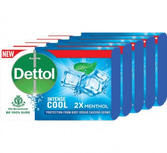 Dettol Cool Soap (4 + 1) N, 125 g