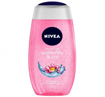 Nivea Bodywash Lily Oil 250ml Nivea Bodywash Oil