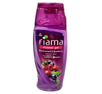 Fiama Di Wills Blackcurrant And Bearberry Shower Gel 250ml Fiama Bearberry Shower Gel