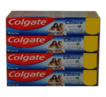 Colgate Cibaca Toothpaste 12N 30g Colgate