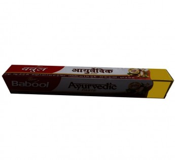 Babool Ayurvedic Toothpaste 12N 25g Toothpaste Each