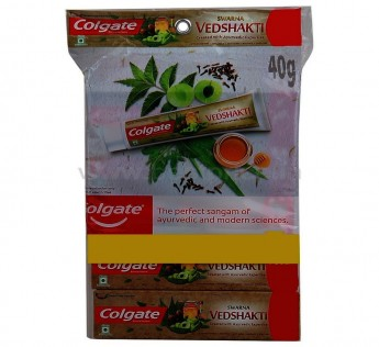 Colgate Swarna Vedshakti Toothpaste 6 N 40gm Colgate Toothpaste Each
