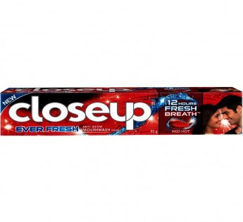 Close Up Red Toothpaste 80 g.