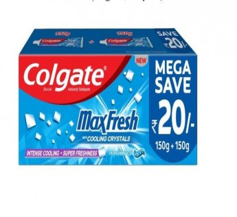 Colgate Max Fresh Blue Toothpaste 300 g