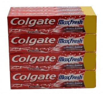 Colgate Max Fresh Red Toothpaste 12 N (20 g Each)