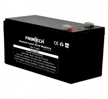 Frontech JIL-2581 SMF Solar Battery 12V 7.2AH UPS Rechargeable Battery