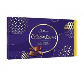 Cadbury Celebrations Gift Pack 233gm Cadbury Celebrations Silk Special Selection Gift Pack