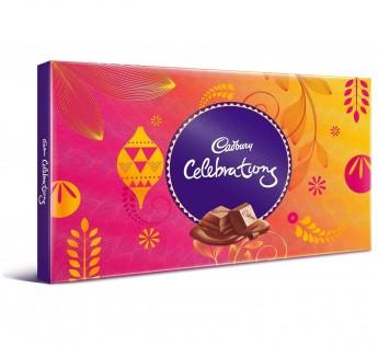 Cadbury Celebrations Gift Pack 172g Cadbury Celebrations Chocolates Gift Pack