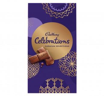 Cadbury Celebrations Premium Chocolate Gift Pack 217gm Cadbury Celebrations Chocolate Gift Pack
