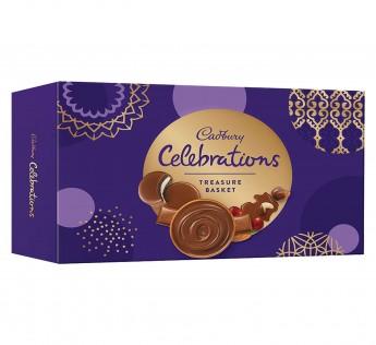 Cadbury Celebrations Treasure Basket 588gm Cadbury Celebrations