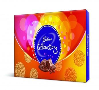 Cadbury Celebrations Gift Pack 215g Cadbury Celebrations Gift Assorted Chocolates