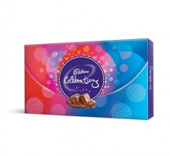 Cadbury Celebration Gift Pack 203.5gm Cadbury Celebration Gift Pack