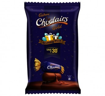 Cadbury Choclairs Gold 115 N