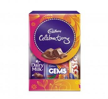 Cadbury Celebrations Assorted Chocolate Gift Pack 70.2gm Cadbury Celebrations Chocolate Gift Pack