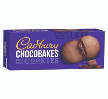 Cadbury Chocobakes Choco Filled Cookies 75 g