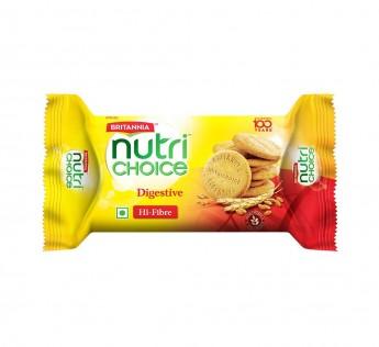 Britannia Nutri Choice Digestive, 150g (Extra 50g)