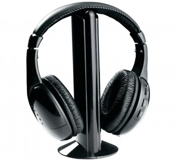 Headphone 2001 wireless 5 in 1 .