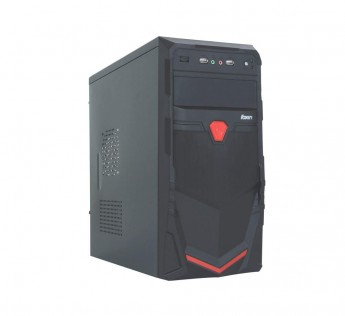 Cabinet Foxin FC 1101 Cabinet with Foxin FPS 500S SMPS