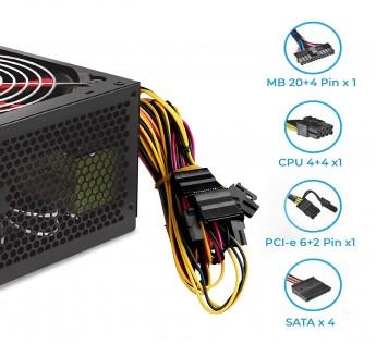 FOXIN SMPS Tfpro FPS 800 12 volt DC SMPS Power Supply