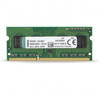 Kingston 4GB RAM DDR3 Laptop RAM Grey