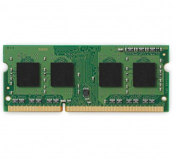 Kingston 4GB RAM DDR3 Notebook Memory 1600MHz PC3-12800 DDR3 Non-ECC CL11 SODIMM SR x8 Notebook Memory (KVR16S11S8/4)
