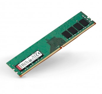 Kingston 4GB RAM DDR4 Desktop Memory 2400MHz DDR4 Non-ECC CL17 DIMM 1Rx8 Desktop Memory (KVR24N17S8/4)