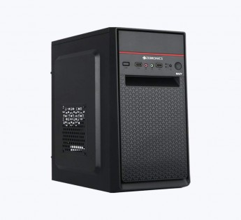 "MSC Economical CI51ST 18.5"" All in One Desktop Computer (Core i5 1st Generation CPU/8GB DDR3 RAM/18.5 Inch LED Monitor//WiFi) Windows 10 Professional (Trail Version) (500GB HDD)"