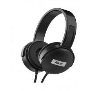 Foxin BIG BASS Over-Ear Wired Stereo Headphones FHM-306