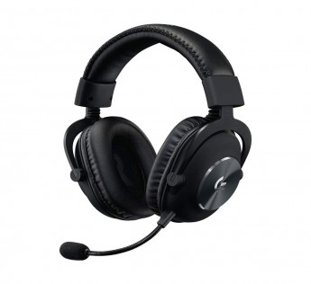 Logitech G Pro Gaming Headset, Lightweight with Pro-G Audio Drivers (for PC, PS4, Switch, Xbox One, VR)