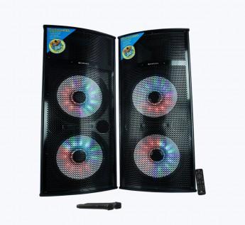 Monster Pro Zebronics Speaker 2x15l ( Zeb Speaker )