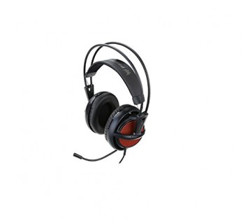 "Acer Predator Wired Gaming Headset (Over-The-Head/Neodymium 1.97"" Driver/Extendable Cable/Retractable Uni-Directional Mic/Black)"