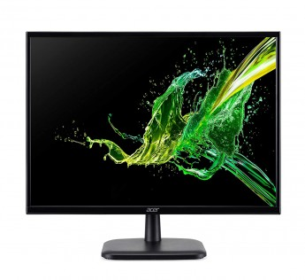Acer 23.8 Inch Full HD IPS Panel Backlit LED Monitor I 250 Nits I HDMI and VGA Ports I Eye Care Features Like Bluelight Shield, Flickerless & Comfyview