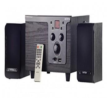 Intex 2.1 Computer M/M Speaker IT 2460 SUF