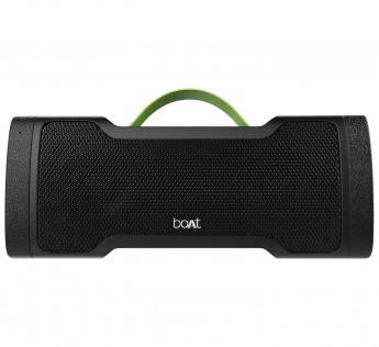 boAt speaker Stone 1000 14W Boat Bluetooth Speaker(Black)