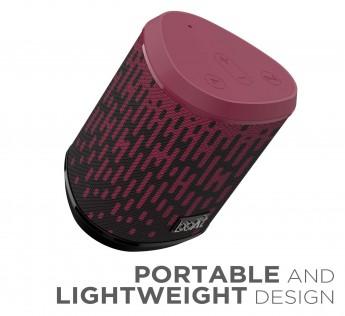 boAt Stone 170 5W Bluetooth Speaker(Mysterious Maroon)