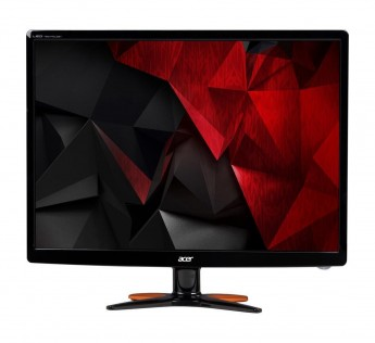 Acer 24-inch (60.96 cm) Full HD (1080p) LED 3D Gaming Monitor with Twisted Nematic Film (TN Film) Panel Technology - GN246HL Bbid (Black)