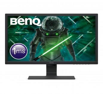 "BenQ GL2480 24"" Eye-Care LED Monitor   TN 1ms GtG   FHD 1920x1080   Brightness Intelligence, Low Blue Light, ZeroFlicker Technology   ePaper & Colour Weakness Mode   HDMI, DVI and VGA Ports"