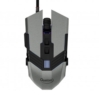 QHM Mouse SNYPE 1.0 3200 DPI WIRED USB GAMING MOUSE