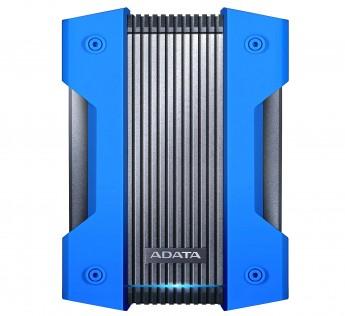 Adata HD830 USB 3.1 Military-Grade 4TB Portable External Hard Drive - Blue