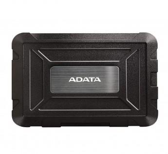 "Adata ED600 2.5"" USB 3.2 Gen1 External Enclosure Cover Case for SSD HDD - Black"