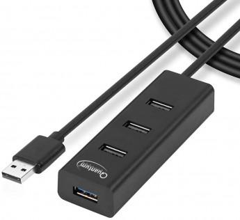 QHM6642 USB 2.0 4-PORT HUB