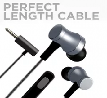 QHM5514H EARPHONE WITH MIC