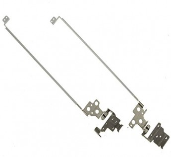 DELL Screen Hinges ET Non Touch Screen LCD Screen Hinges Set (L & R) for Dell Inspiron 3000 Series 3541 3542 3543 H1-Y1-b19