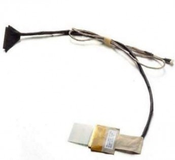 Display Cable C600 C640 C645 Laptop LCD LED LVDs Screen Display Cable Toshiba Satellite C600 C640 C645 Series P/N 6017B0273901