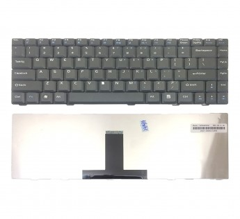 Laptop Keyboard for HCL ME 44 WIPRO HASEE 300 ASUS F80 F83 X80 X82 X85 X88 Black
