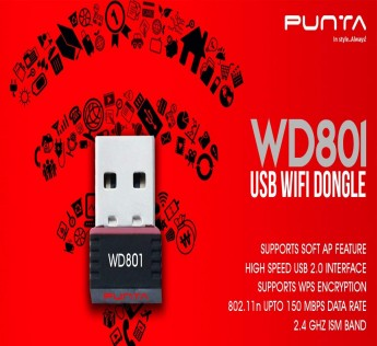 PUNTA WiFi USB Dongle/Adapter