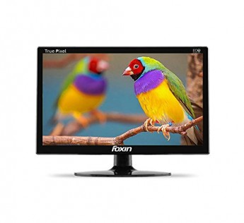 Foxin 15.6 inch Full HD LED Monitor One PC Secure Internet Security Antivirus Latest Version - 1 PC, 1 Year (CD/DVD). Free
