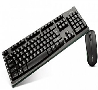 Circle Keyboard and Mouse COMBO ROVER A8 WIRELESS COMBO